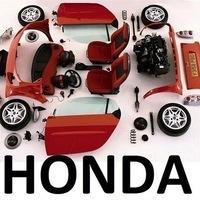 оригинальные запчасти на Хонда в Москве