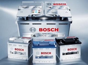 фирменный аккумулятор Bosch в Москве