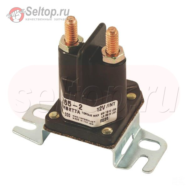 Solenoid-Starter, briggs-and-stratton
