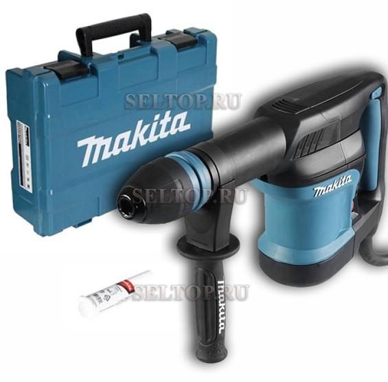 Пластиковый чемодан для отбойного молотка Makita HM 0870 C