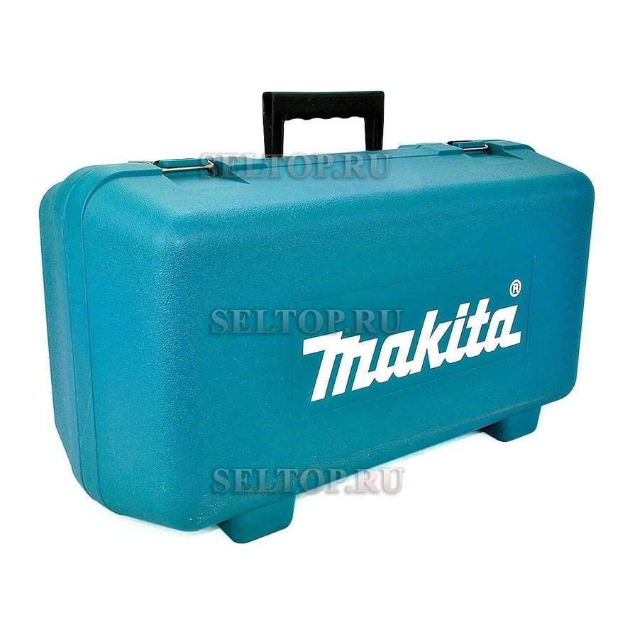 Пластиковый чемодан для шлифмашины Makita BGD 800