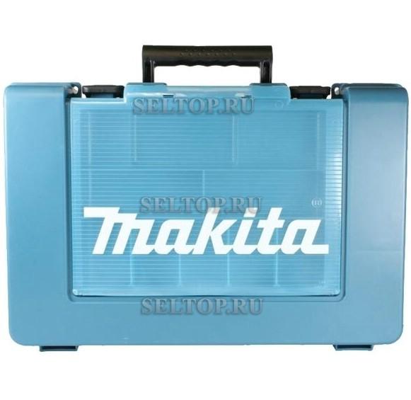 Пластиковый кейс для дрели Makita HP 1501