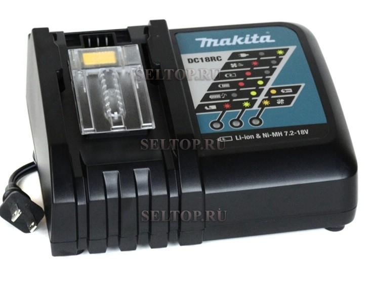 Зарядное устройство DC18RC для Makita DDF 343
