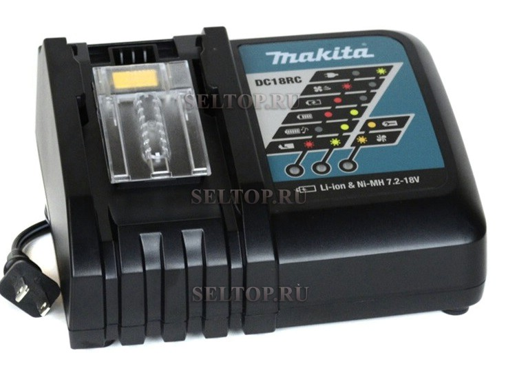 Зарядное устройство DC18RC для Makita DDF 458